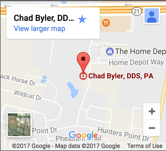Dentist in Bastrop TX - Dr. Chad Byler DDS